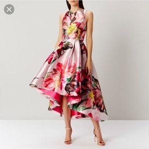 BNWT COAST FLORAL HIGH LOW DRESS SZ.12